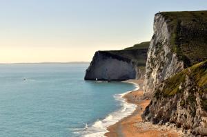 Limestone and Chalk Cliffs