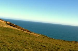 Greens, Blue seas and Bluer skies