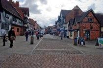 Henley Street.. cobbled!