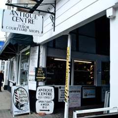 Antique Center, Ely street